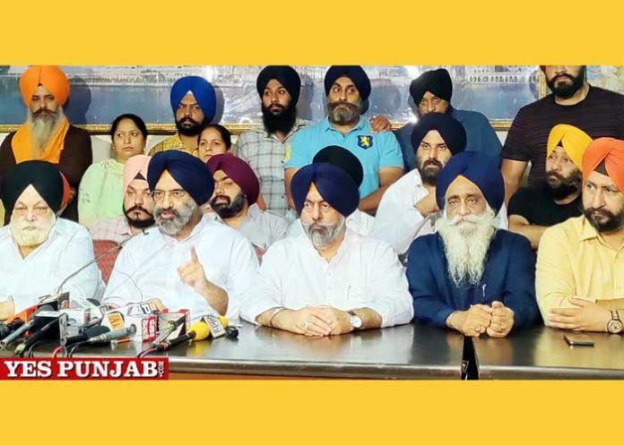 Manjinder Sirsa Gurdwara Elections