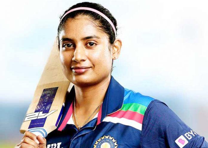 Mithali Raj Indian Cricketer