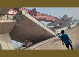 Mumbai Bandra Kurla Complex Flyover Crash