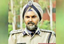Naunihal Singh IPS Punjab