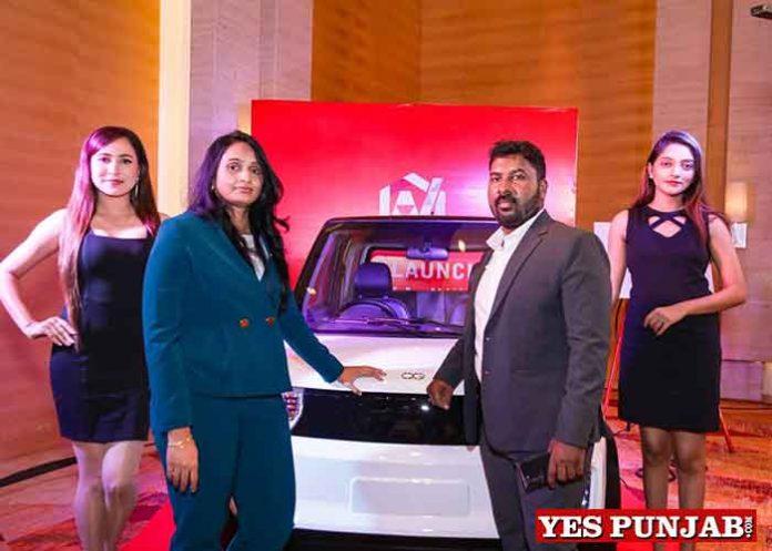 New Energy Wagon launch GAIA Electric Car