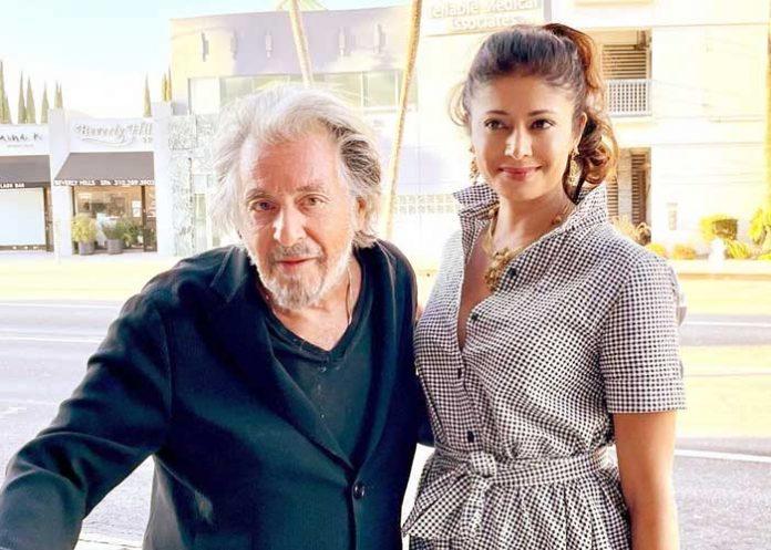 Pooja Batra Shah Al Pacino LosAngeles