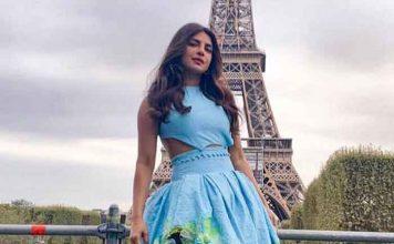 Priyanka Chopra Global Citizen look
