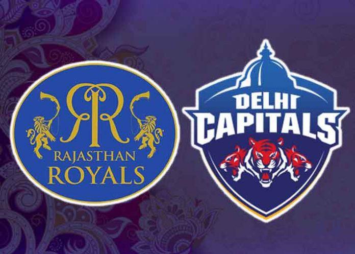 Rajasthan Royals Delhi Capitals Logo