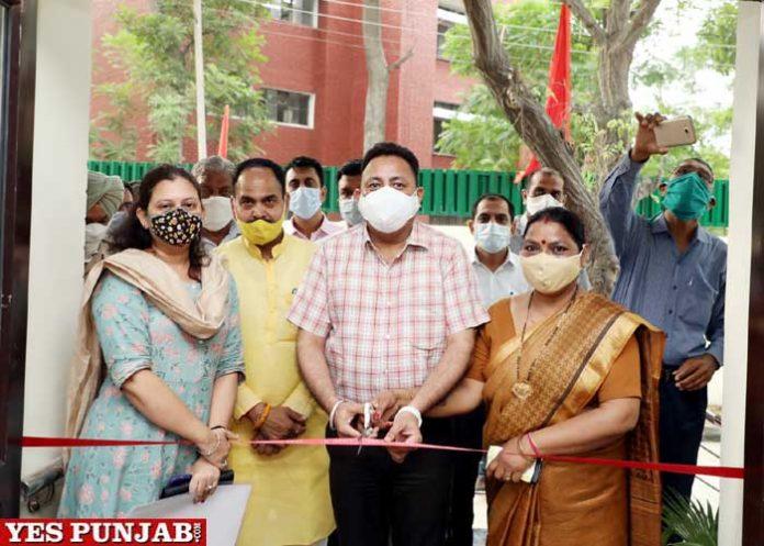 Ravi Kant Sharma Civil Dispensary Rehabilitation Colony