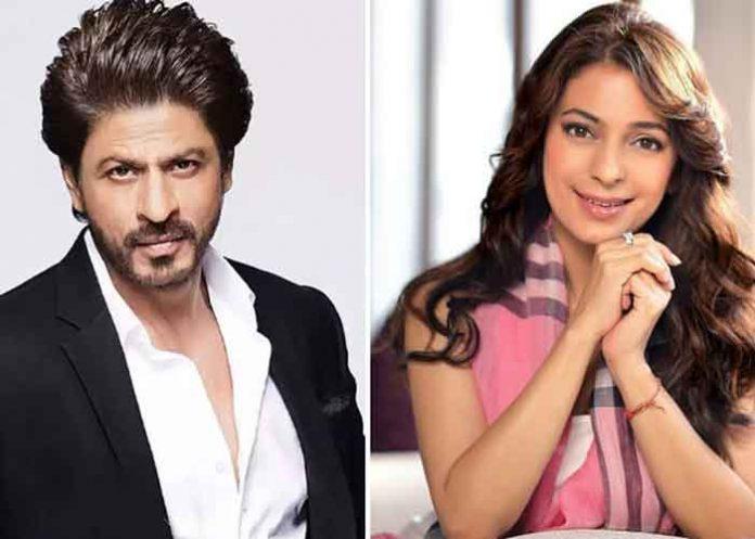 Shah Rukh Khan Juhi Chawla