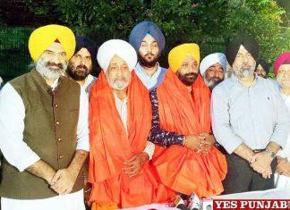Singh Sabhas join party in presence of Sirsa Kalka
