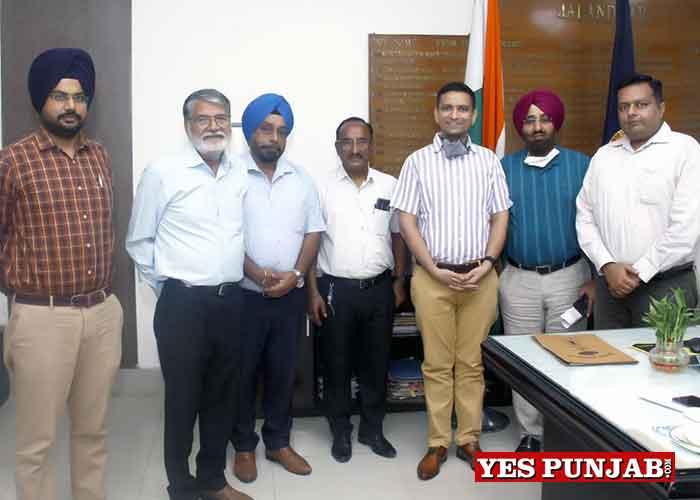 Surjit Hockey members meeting Jalandhar