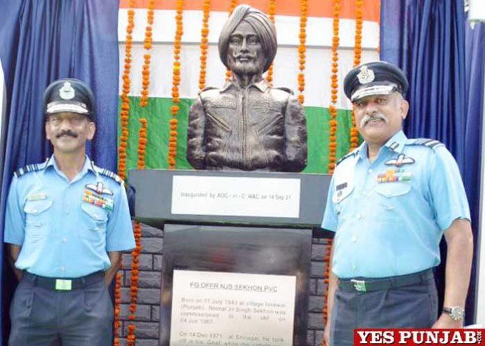 Swarnim Vijay Varsh celebrated at Ludhiana