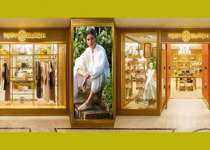 Tory Burch launches In India