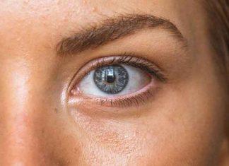 Under eye skincare