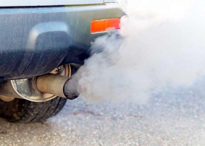 Vehicle Pollution Smoke