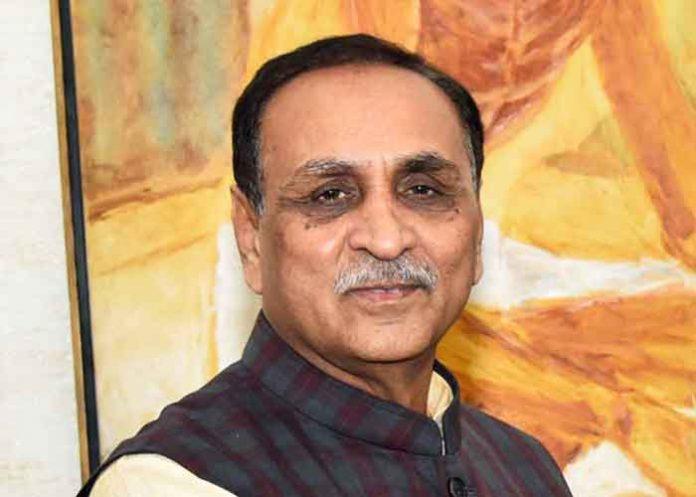 Vijay Rupani BJP