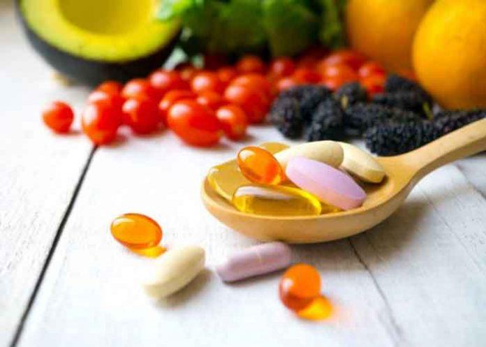 Vitamin Supplements Pills