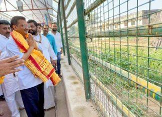 Arvind Kejriwal Ayodhya