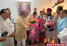 BJP leaders join Congress in presence of Ashu