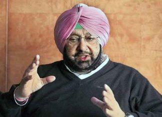 Capt Amarinder Singh big