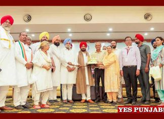Channi launches Mera Ghar Mere Naam Scheme