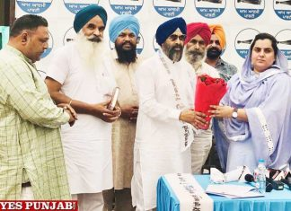 Congress Akali RSS leaders educationists join AAP