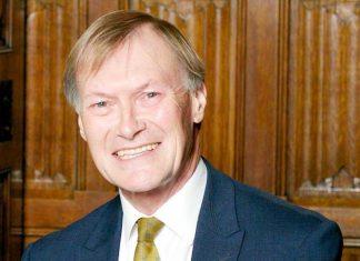 David Amess MP Britain UK