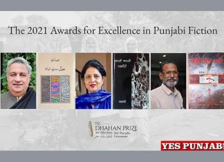Dhahan Prize 2021 Winner Finalists