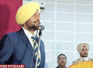 Diljinder Singh Dhillon SSP Vigilance