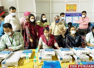 Dr Raju reviews 2022 poll preparedness