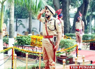 Gurpreet Bhullar Police Commemoration Day 1