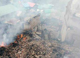 Himachal Malana village fire