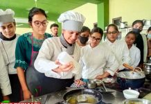 Innocent Hearts Organizes Workshop Indian Sweets