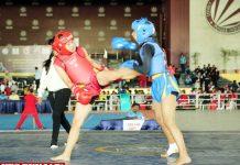 Junior National Wushu LPU
