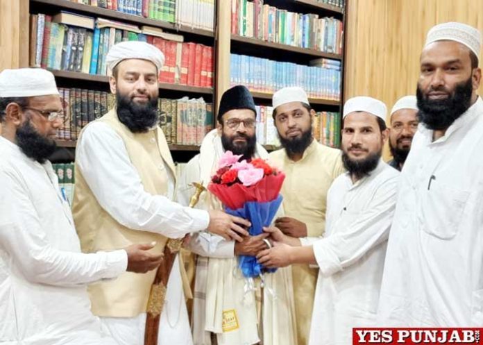 Kashmiri Pandits Shahi Imam Punjab