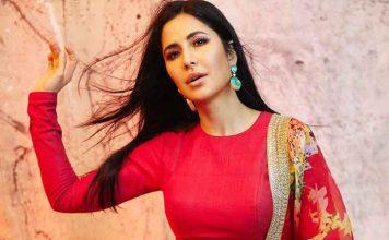 Katrina Kaif ethnic look