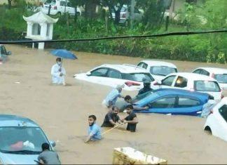 Kerala Flood October 2021