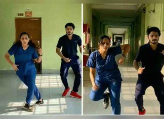 Kerala medical students viral dance