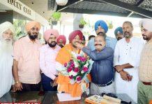 Kuldeep Singh Vaid Punjab State Ware Housing Corporation