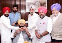 Kushaldeep Singh Dhillon Markfed Chairman