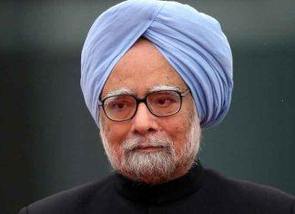 Manmohan Singh visit