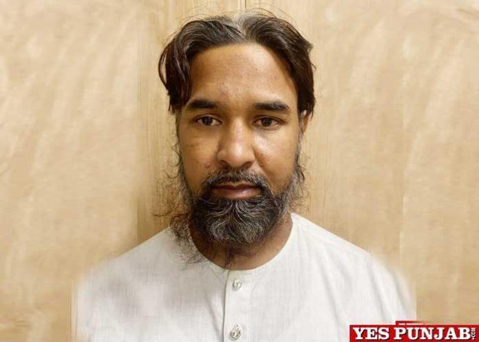 Mohd Ashraf Ali Pakistan arrested Delhi