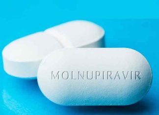 Molnupiravir tablet