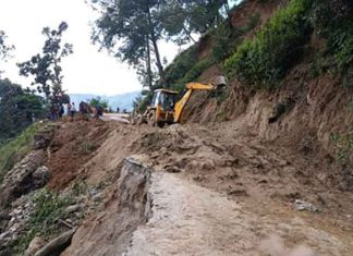 Nepal Landslide October 2021