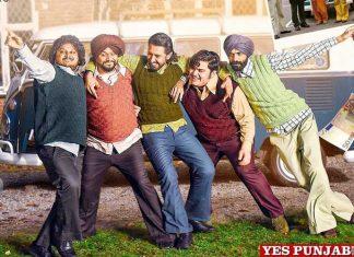 Paani Ch Madhaani Punjabi movie