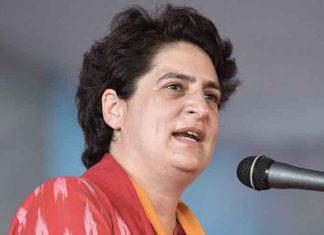 Priyanka Gandhi attack