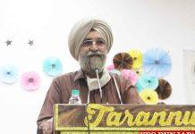 Prof Buta Singh Sidhu 1