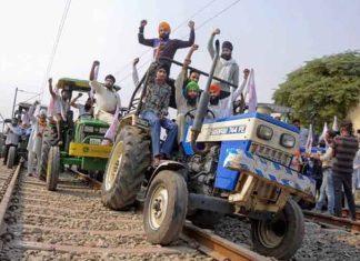 Rail Roko in Punjab