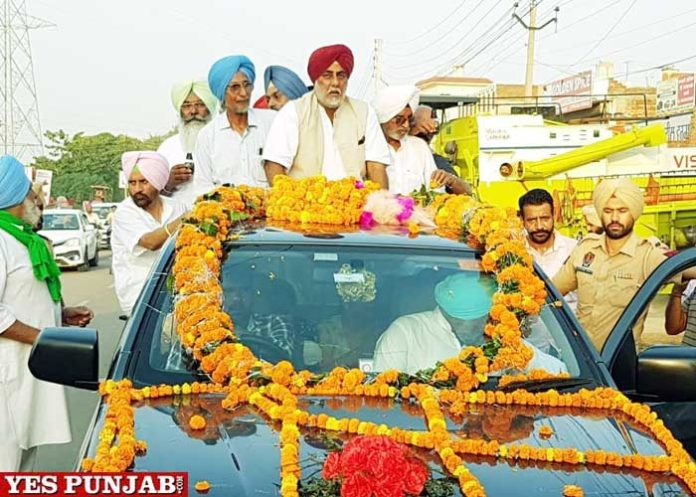 Randeep Singh Nabha Rally