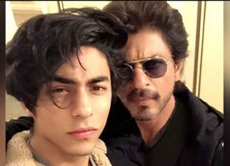SRK son Aryan Khan
