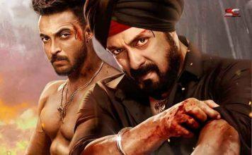 Salman Aayush Antim Movie