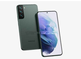 Samsung Galaxy S22 Plus Design