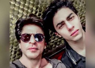 Shah Rukh Khan Aryan Khan